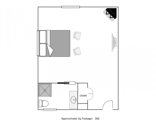 Jenner Room Blueprint